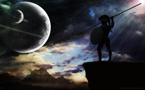 Πολεμιστής στην κορυφή του κόσμου